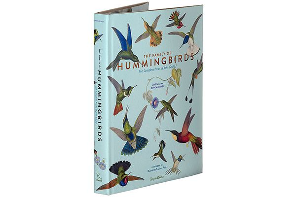 Family of Hummingbirds Book by Joel and Laura Oppenheimer